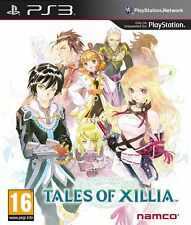 TALES OF XILLIA DAY ONE EDITION PS3 BRAND NEW AND SEALED