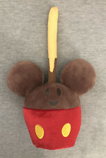 Disney Parks Disneyland World Food Series Mickey Mouse Candy Apple 11� Plush Toy