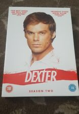 DEXTER SERIES 2 DVD RATED 18
