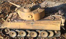 1/16 Scale, Radio Control Model of the famous' Bovington'  131 Tiger 1 Tank