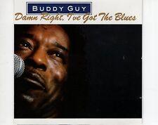 CDBUDDY GUYdamn right I've got the bluesEX (A0961)