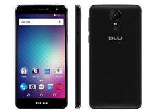 BLU Studio XL 2 LTE (16GB) 6.0 HD 4G 13MP Dual SIM Android UNLOCKED NEW!! Black