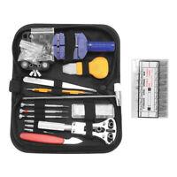 507tlg Uhrenwerkzeug Set Uhrmacherwerkzeug Uhr Werkzeug Tasche Reparatur Set