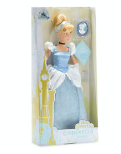 Disney Princess Cinderella Classic Doll with Pendant New with Box