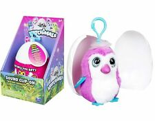 Hatchimals Egg Soft Plush Clip-on With Sounds - Mystery Character
