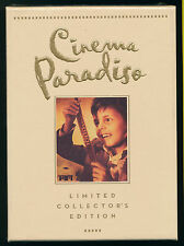 CINEMA PARADISO - DVD - 3-DISC COLLECTORS EDITION - DIRECTORS/THEATRICAL CUT NEW