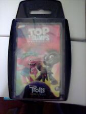 Top Trumps Card Games - TROLLS WORLD TOUR Dreamworks Animation 2020