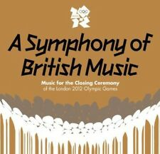 Various Artists - Symphony of British Music: Closing Ceremony 2012 [New CD]