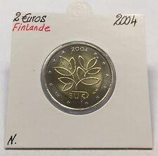 2 Euros - FINLANDE - 2004 // Qualité: Neuve