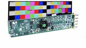 Cobalt 9970-QS 3G/HD/SD-SDI/CVBS openGear Multiviewer Quint-Split + RM20-9970-D