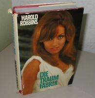 Harold Robbins - Die Traum Fabrik - Buch - Roman