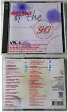 THE VERY BEST OF THE 90´s Vol. 4 - Scorpions, Westbam,... 1996 Motor DO-CD TOP