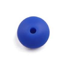 50Pcs Lentil Silicone Beads Teething Bracelet Baby DIY Teether Finding BPA Free