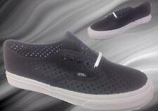 Vans Perforated Stars, VN000XG6ITT, Unisex, Black, Mens 6.5,Womens 8, Size Shoes
