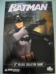 "DC DIRECT BATMAN 13"" DELUXE COLLECTOR FIGURE 1/6 SCALE NEW-MINT Robin Joker"