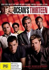 Ocean's Thirteen (DVD, 2007)**R4**Terrific Condition*George Clooney