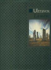 DISQUE VINYLE 33T ULTRAVOX LAMENT 1984