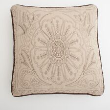 Borosa quilted cushion cover 45 x 45 cms