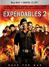 The Expendables 2 (BRAND NEW Blu-ray/DVD, 2012, Canadian) FREE SHIPPING !!
