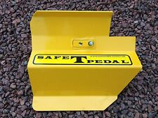 VW T4 SAFE T PEDAL VW SECURITY IN Yellow RIGHT HAND DRIVE