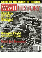 WWII  HISTORY, EARLY WINTER, 2013 ( BATTLE OF THE BULGE ! ) GERMAN INVASION OF