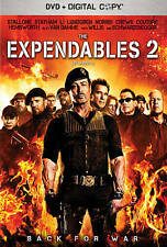 The Expendables 2 (DVD, 2012, Canadian)