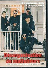 DVD ZONE 2--DESORGANISATION DE MALFAITEURS--DIAMOND PHILIPS/RUSS/AXTON/BERNSEN