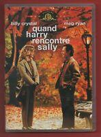 DVD - Cuando Harry Renconre Sally Con Billy Cristal Et Meg Ryan