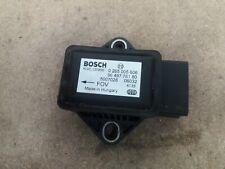 Peugeot / Citroen C4 Yaw Rate Esp Sensor 9649776180 / BOSCH 0265005606 307 CC