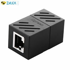 In-Line Coupler Cat7/Cat6/Cat5e Ethernet Cable Extender Adapter Female to Female