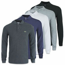 Lacoste Patternless Cotton T-Shirts for Men