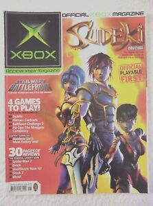 25082 Issue 32 Official Xbox Magazine 2004