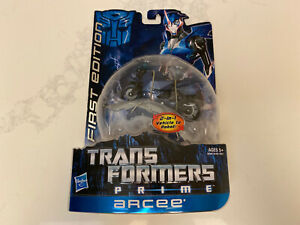 Transformers Prime - First Edition Arcee (MOSC)