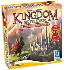 KINGDOM BUILDER - BAU DEIN KÖNIGREICH - Queen Games 6083 - NEU