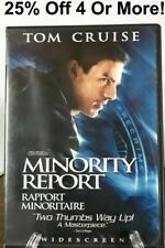 Minority Report (Dvd, 2002, 2-Disc Set, Widescreen, Canadian, English/French)