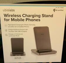 Ubiolabs Wireless Charging Stand for Mobile Phones