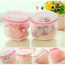 2 x Washing Bra Bag Laundry Underwear Lingerie Saver Mesh Wash Basket Aid Net