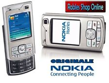 Nokia N80 (Ohne Simlock) Smartphone 3,2MP WLAN 3G MP3 Radio Blitz Finland TOP