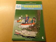 STRIP / DE KIEKEBOES 6 (KIEKEBOE): BLACK E-MAIL | Herdruk 2014
