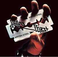 JUDAS PRIEST - BRITISH STEEL CD *NEW*