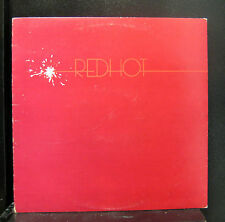 Redhot & Blue - LP Mint- RHB 100 Private Yale Jazz/Vocal 1981 USA w/Inner Notes