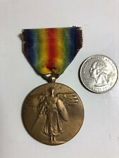 Great War for Civilization victory medal with rainbow ribbon