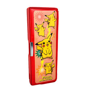 Nintendo Pokemon Pocket Monsters Pencil Case Japan Diamond Pearl Pikachu