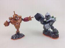 Bouncer Chrusher Exclusive Skylanders Series 2 Giants Game Figures Activision