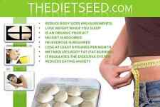 Unisex Diet Seeds Nuez De La India Weight Lose Toxins Lote (20 + 5 = Total 25 Pk