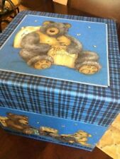 R A Lang Bob's Nesting Boxes - Honey Bears (set of 7)