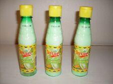 3 BOTTLES - Trechas SaLimon Powder -Great for Fruit etc. -FREE PRIORITY SHIPPING