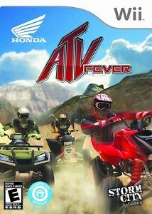 Honda ATV Fever - Nintendo  Wii Game