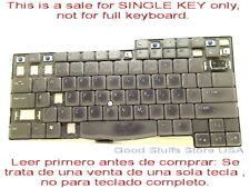 Single Key Replacement Dell Latitude C600 C610 4100 4150 Keyboard AD287-US 3C048