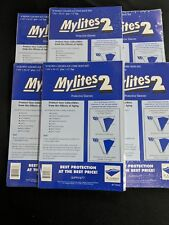300 E. Gerber Mylites 2 Mil Mylar  Silver & Golden Age Comic Book Sleeves 775M2